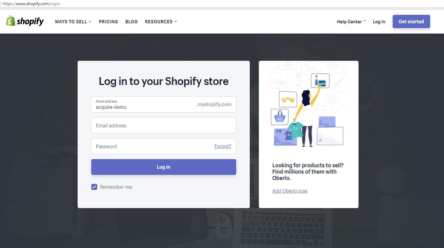Help Center - Shopify