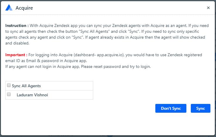 Help Center - Zendesk App